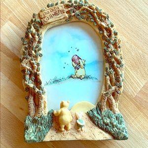 Winnie the Pooh Disney photo frame